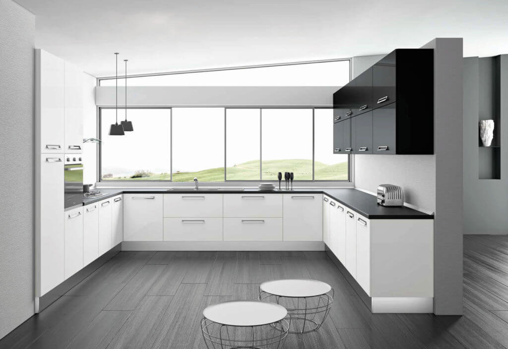 kitchen & pose - gamme access